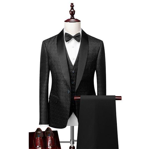 Costume de mariage homme pas cher