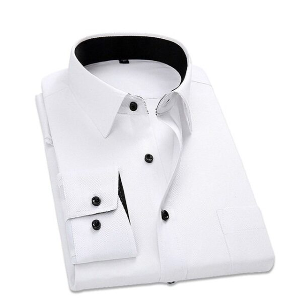 Chemise blanche mariage pour homme