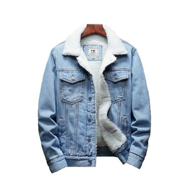 Veste en jean chic mode et tendance