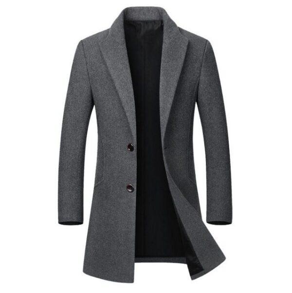 Manteau en laine pas cher