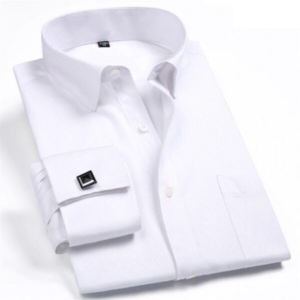 Chemise pour mariage homme mode
