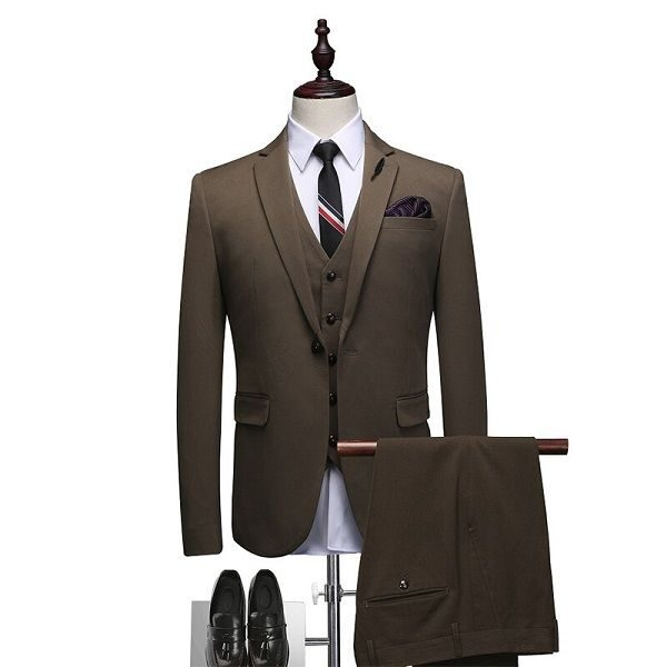 Costume homme chic tendance 2021