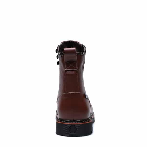 Bottes homme bout rond 4
