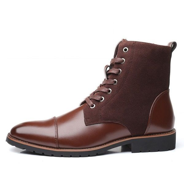 Bottes homme chic 2