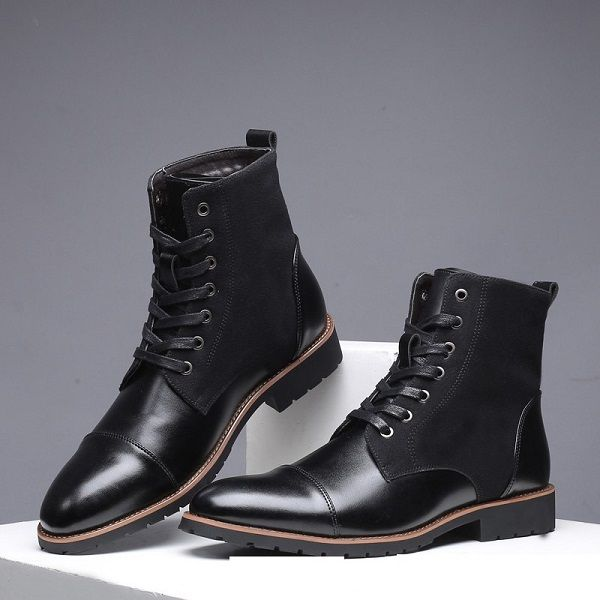 Bottes homme chic 3