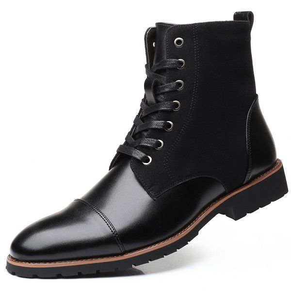 Bottes homme chic 5