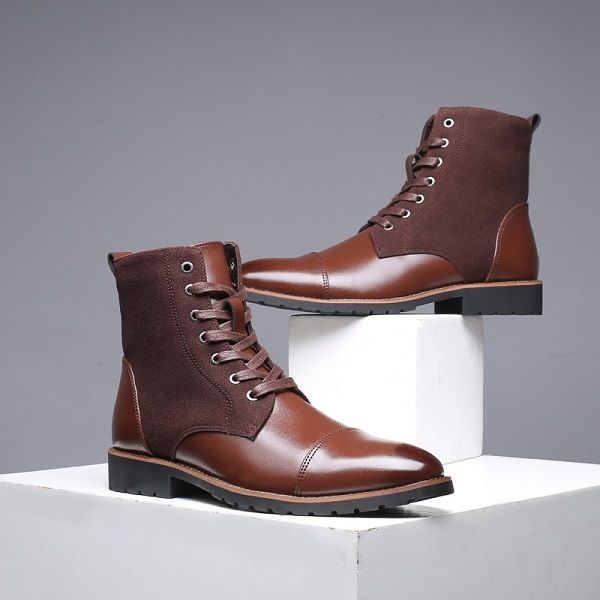 Bottes homme chic 8