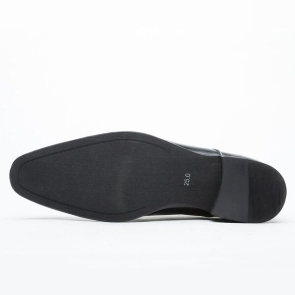 Chaussure bout pointu 3