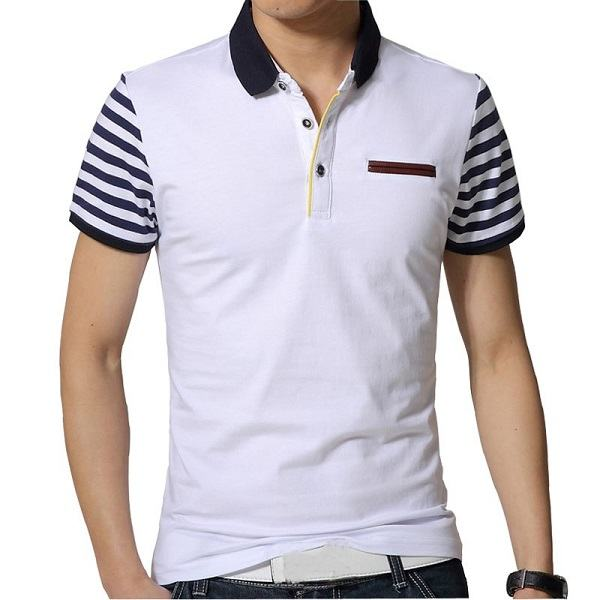 Polo chic homme pas cher