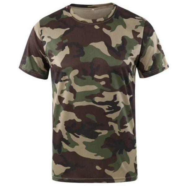 Tee shirt militaire mode 2021
