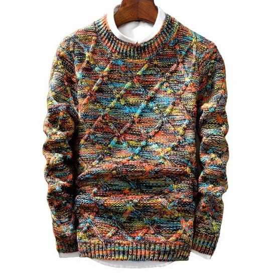 Tricot homme mode 2021-2022