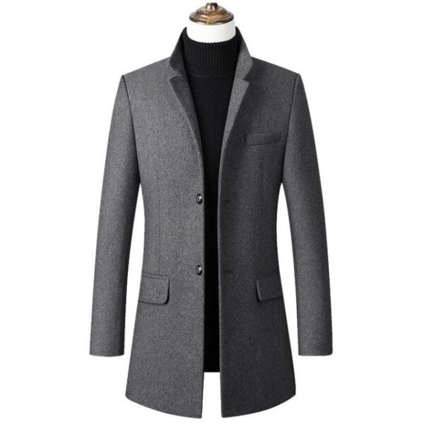 Manteau trench homme 2021