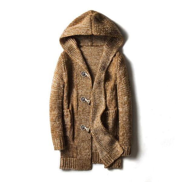 Chandail tricoté homme