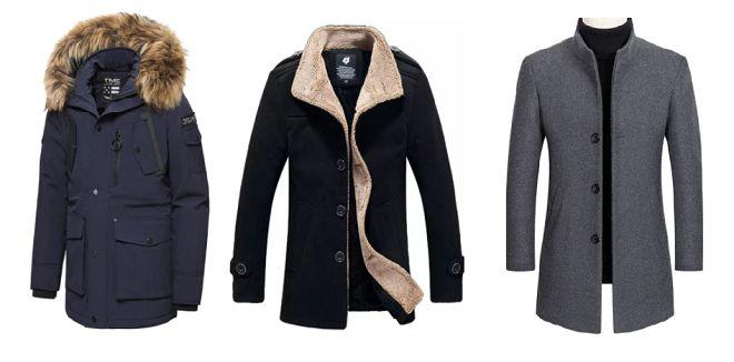 Manteau homme tendance 2021