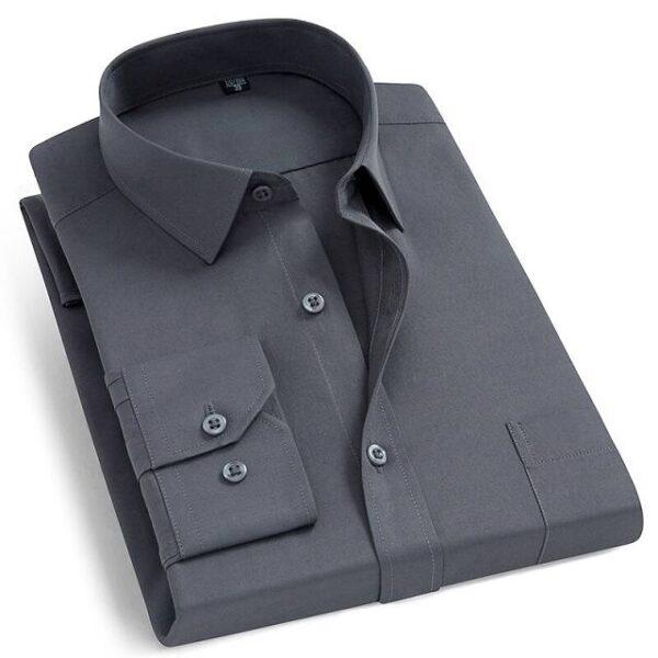 Chemise homme avec poche mode