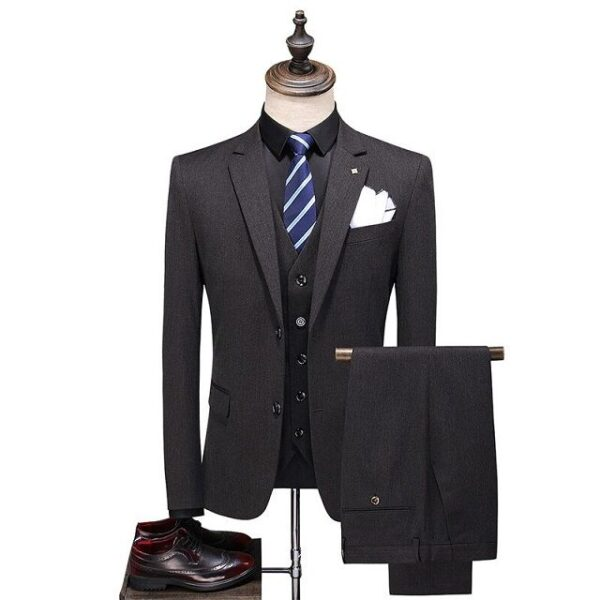 Costume chic homme mode