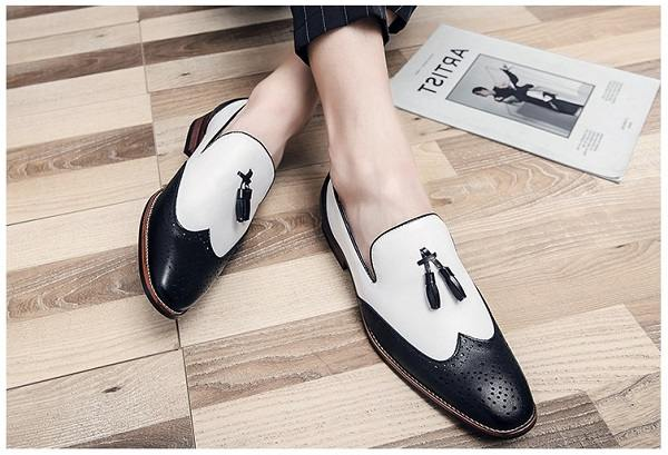 Chaussure homme chic 11