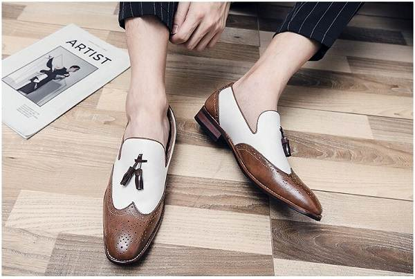 Chaussure homme chic 8