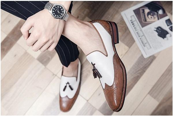 Chaussure homme chic 9