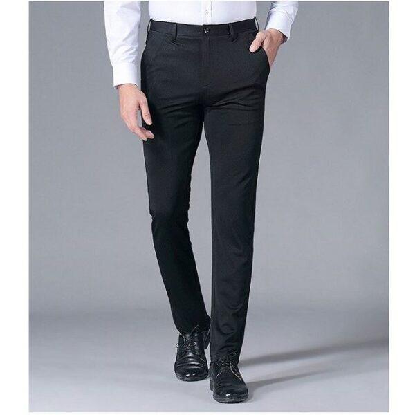 Pantalon en coton homme