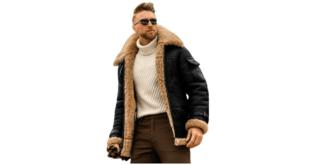 Manteaux hiver homme mode