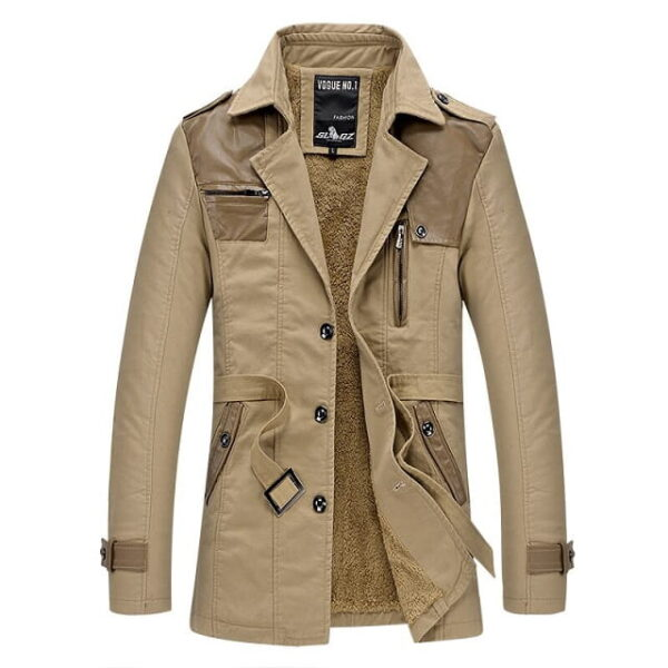 Trench tendance homme 2021