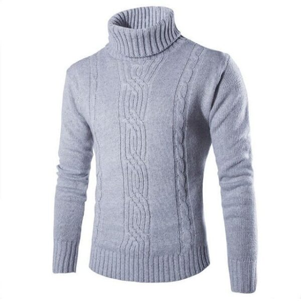 Pull à rayures homme